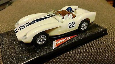 Kinderrennbahnen Ninco 50136 Slot Auto Ferrari 166 Mm R.a.c.c 1997 Lted.ed Mb