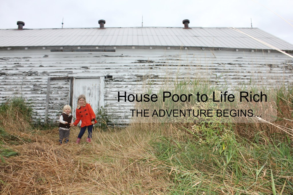 House poor to life rich