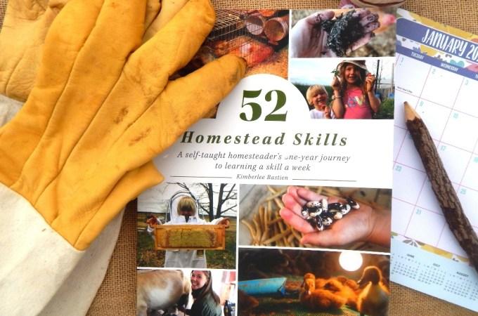 52 Homestead Skills