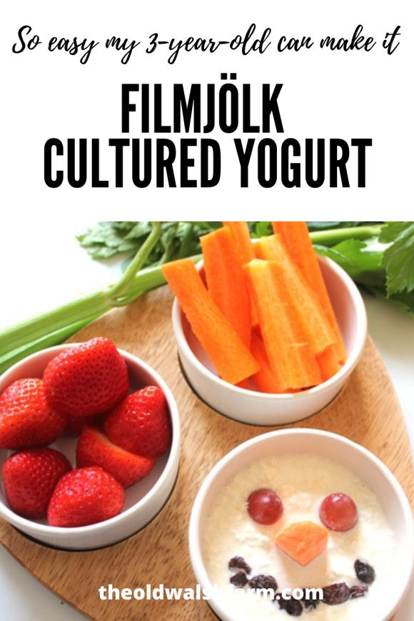 Filmjölk Yogurt