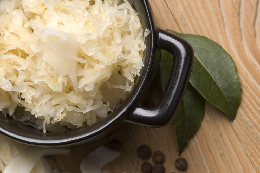 lacto fermented sauerkraut recipe