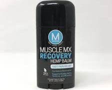 Muscle MX Recovery 250mg CBD Balm Stick
