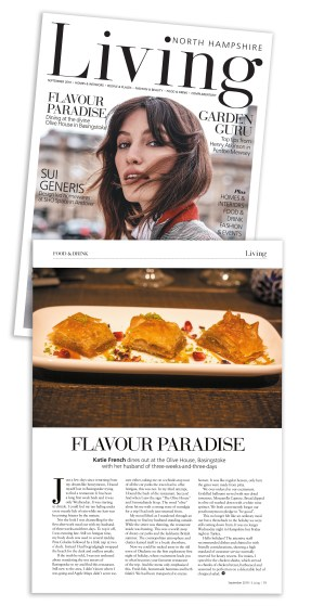 Living Magazine article