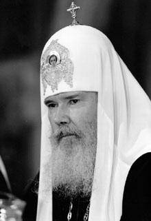 Patriarhul Alexey II a toata Rusia