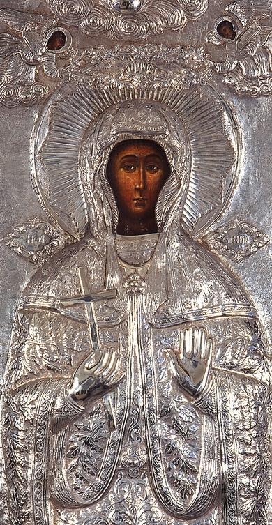 Sfanta Mare Mucenita Eufimia - Minunea de la Calcedon 451
