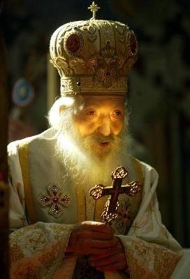 Patriarhul Pavle al Serbiei Patriarch Pavle