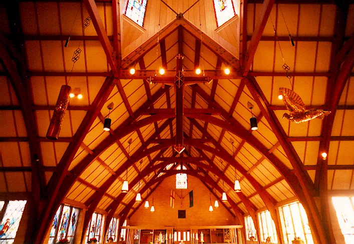 The Nave, St. Thomas Episcopal Church, Medina, WA