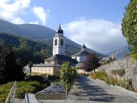Sacro Monte di Domodossola, Piedmont, Italy