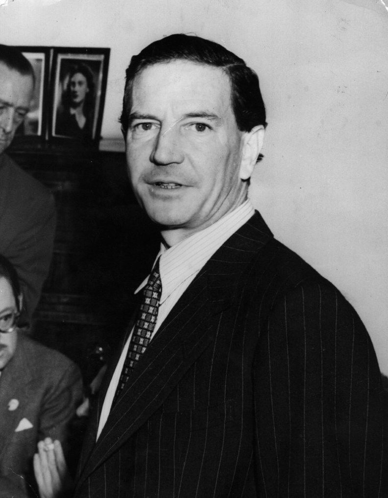 Kim Philby, Son Of Another Traitor, St. John Philby