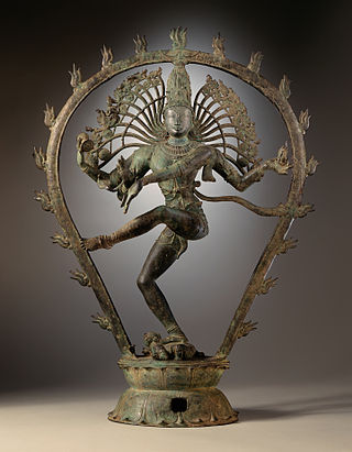 Dance Of Shiva (Thandava, Shiva Natarajan)