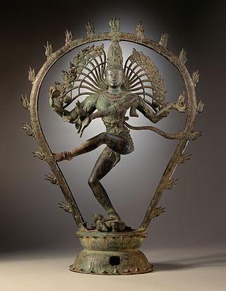 Dance Of Shiva (Thandava, Shiva Natarajan)
