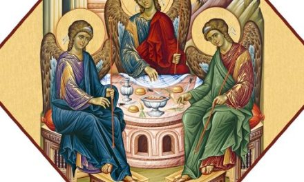 MYSTAGOGY(7)—在神聖儀式中,聖靈所帶來的永恆恩典和影響是怎樣的奧祕呢?