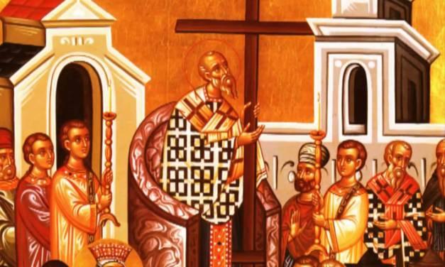 舉揚十字聖架節:慶典祈禱文 The Elevation of the Holy Cross: Services