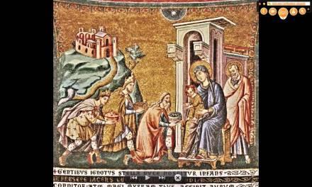 聖像畫的故事:耶穌的一生(一) Icon Story: The Life of Jesus
