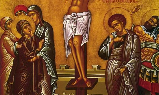 聖週五:耶穌受難 Holy Friday