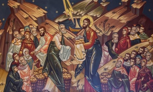 聖像畫故事:耶穌在客西馬尼園禱告 Icon Story: Jesus in Gethsemane