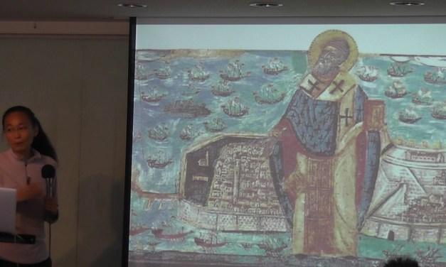 拜占庭藝術課程:saint Spyridon
