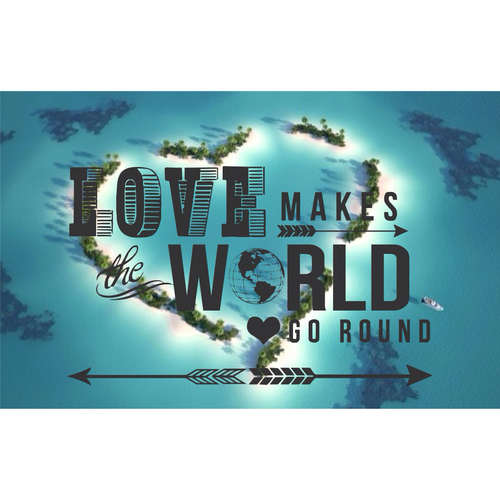 love makes the world go round