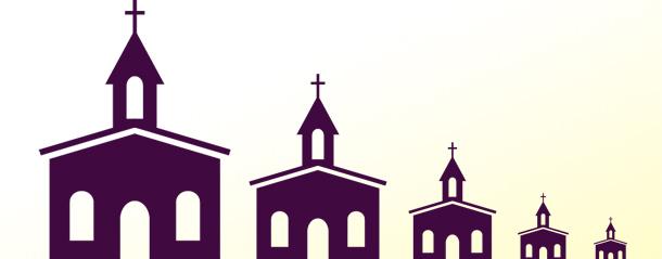 Shrink a church