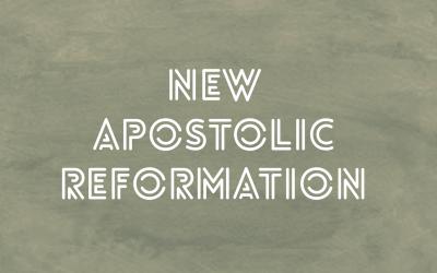New Apostolic Reformation with Amy Spreeman   Episode 62