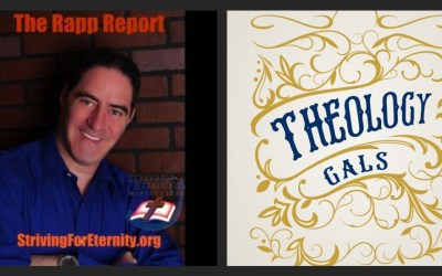 Theology Gals/Rapp Report on Worship and Media | Episode 65