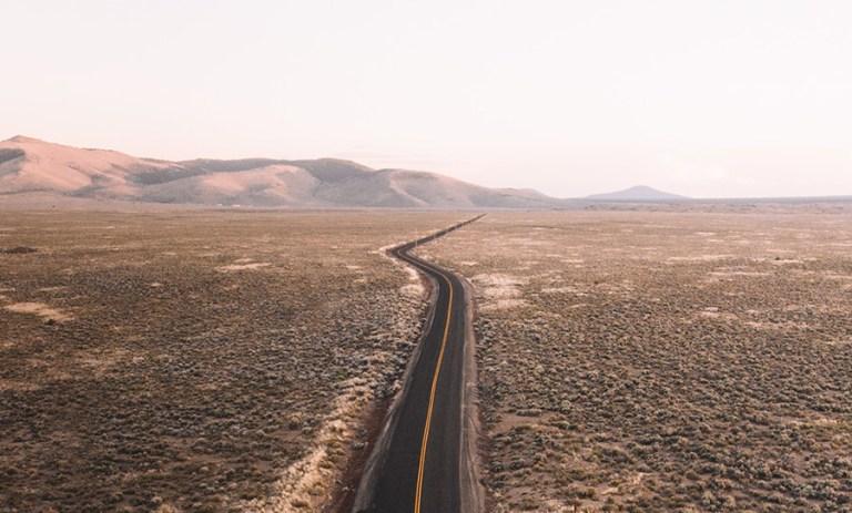 Winding Desert Road   Theology Mix