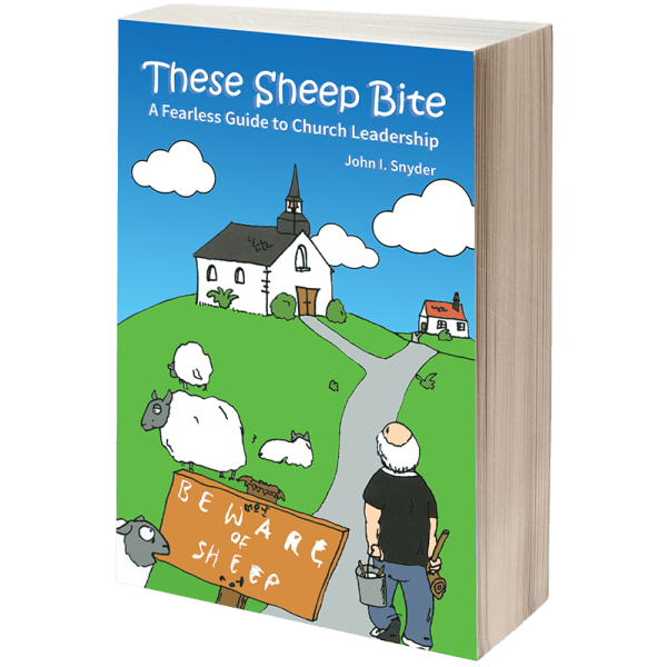 These Sheep Bite | Theology Mix