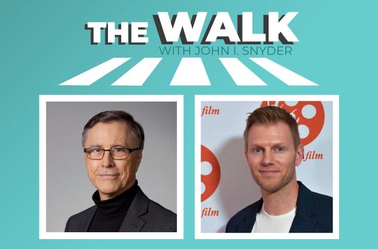 Jason Mac - Actor Filmmaker - The Walk Podcast