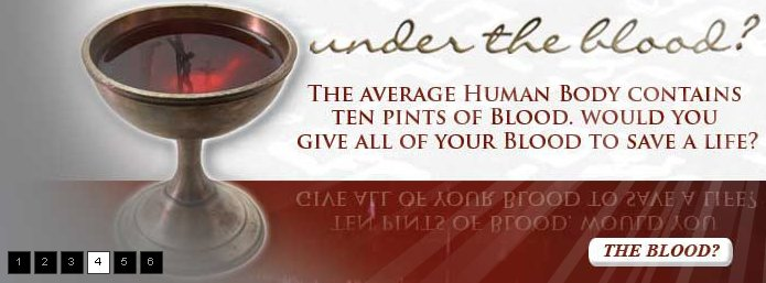 Live Web Communion Service