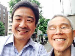 Mako Sakamoto and Roy_ 1