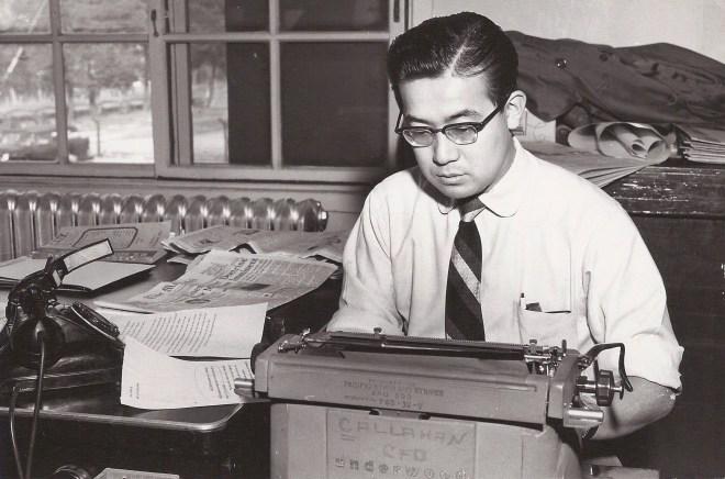 Thomas Tomizawa_Stars and Stripes_Tokyo_circa 1957