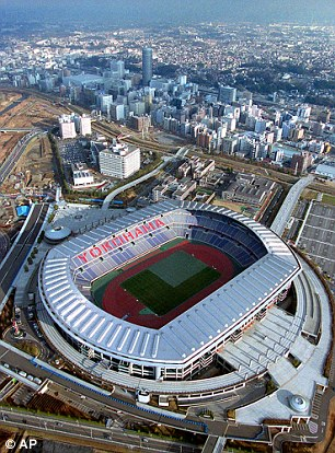 Yokohama Stadium, new home of the 2019 Rugby World Cup