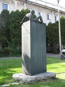 memorial to 1980 US Boxing team to Poland 2