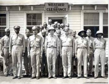Archie Williams in Tuskegee