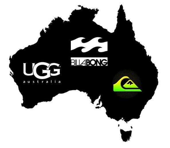 australia surf brands