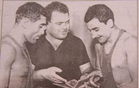 Aydın İbrahimov younger