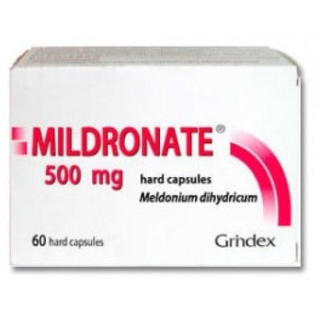 Meldonium box
