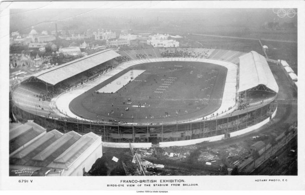 White City Stadium 1908