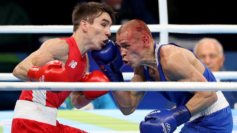 Nikitin lands on Conlan
