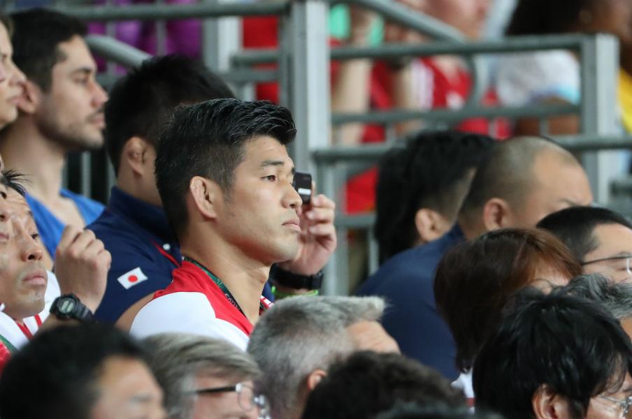 Kousei Inoue in Rio
