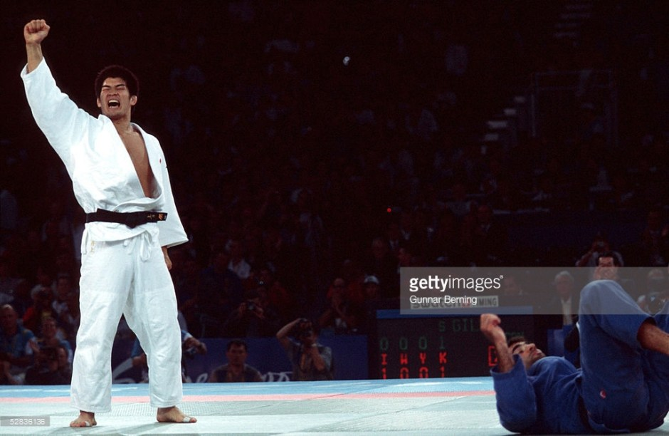 Kousei Inoue wins gold in sydney