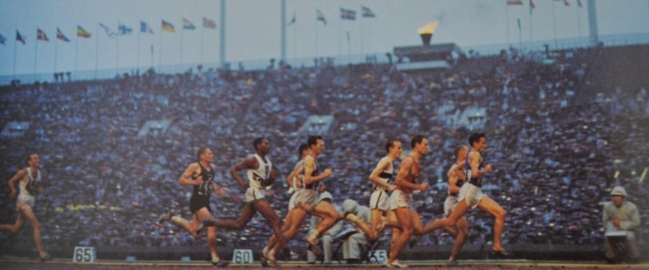 Bob Schul and 5000 meter race_The Olympic Century - XVIII Olympiad - Volume 16.jpg