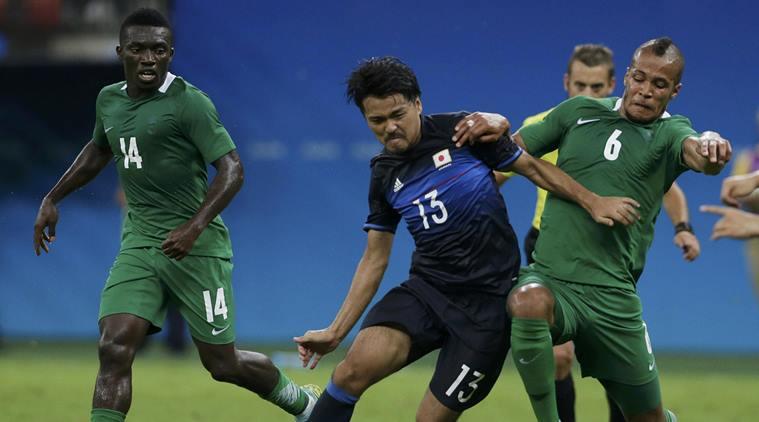 2016 Rio Olympics - Men's First Round - Group B Nigeria v Japan