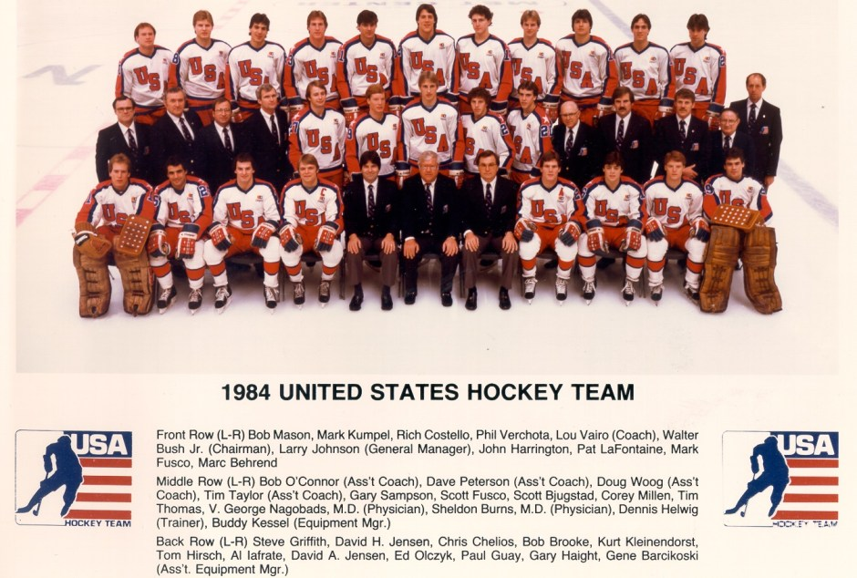 1984-united-states-hockey-team