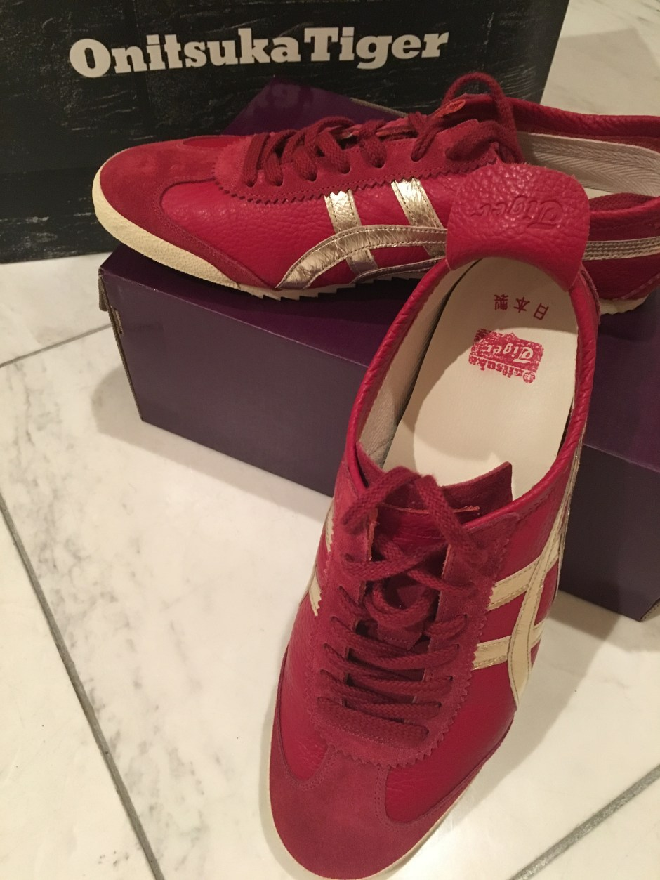 My Onitsuka Tiger Mexico City sneakers