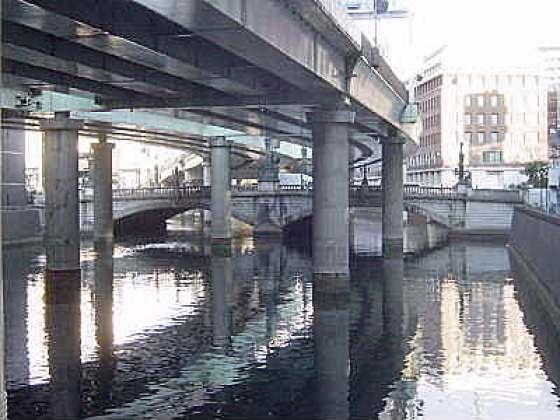 Nihonbashi recently