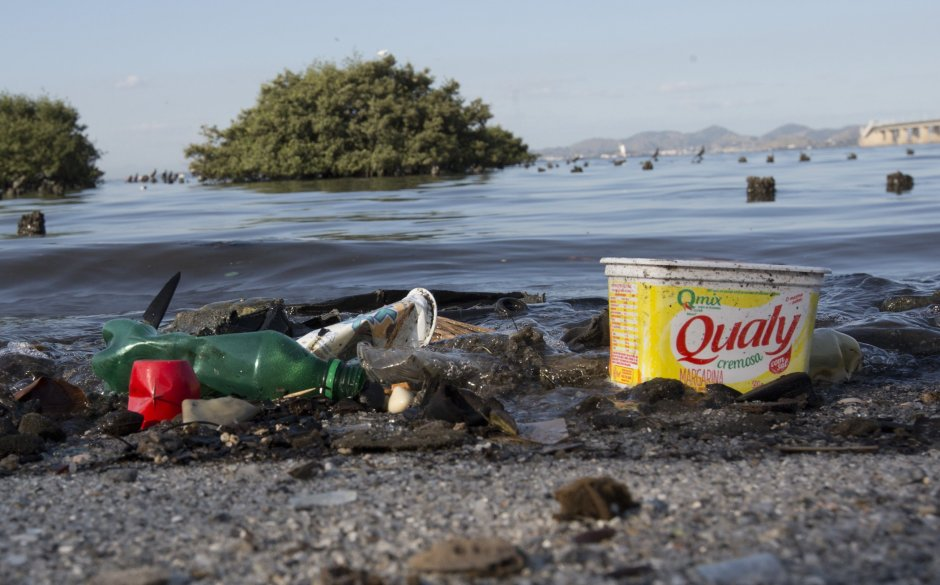 Guanabara Bay a year later
