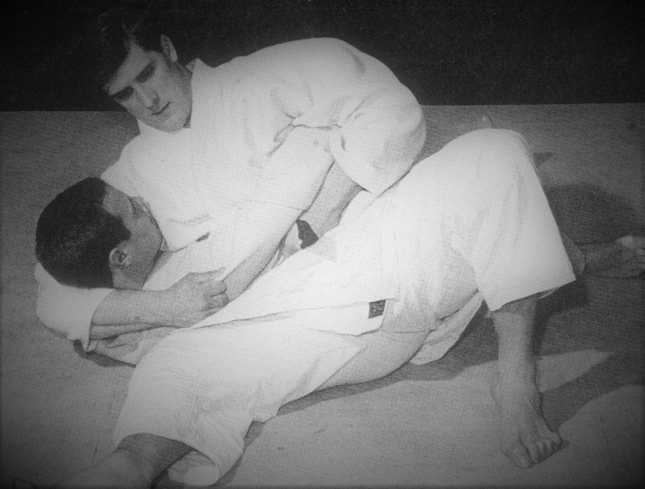 Kesa Gatame_My Championship Judo