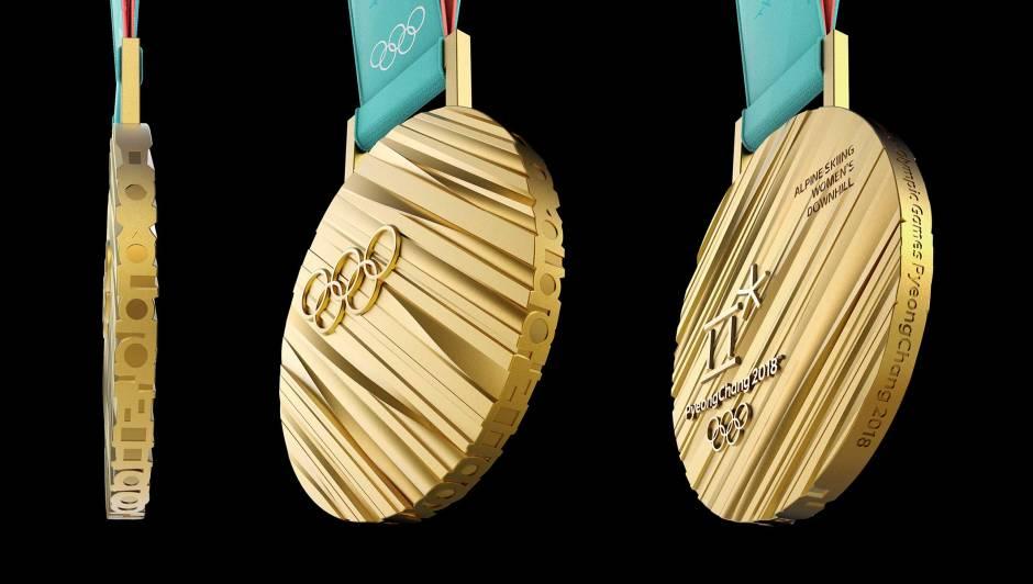 PyeongChang gold medal