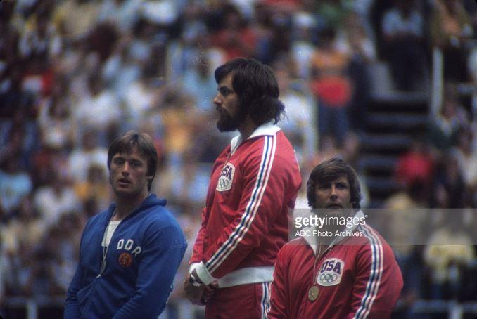 Wolfgang Schmidt, Mac Wilkins John Powell